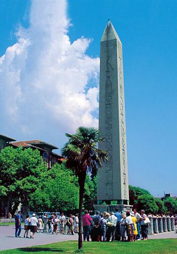Obelisk of Theodosius at the Hippodrome