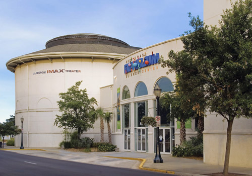 Gulf Coast Exploreum and IMAX Theater
