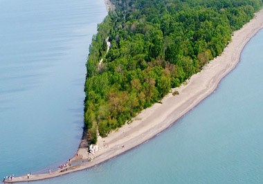 Point Windsor Essex Pelee Island