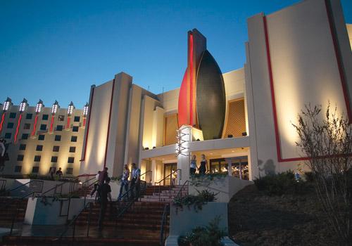 Cherokee Casino, Tulsa