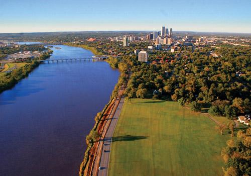 Tulsa Aerial View