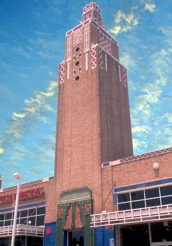 Warehouse Market Building, Tulsa