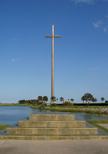 The Great Cross in St. Augustine