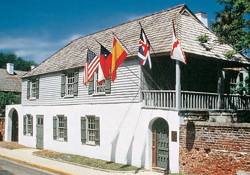Florida's Oldest House Museum Complex