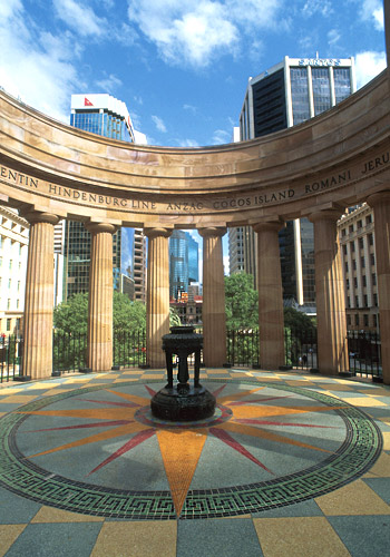 Anzac Square Memorial