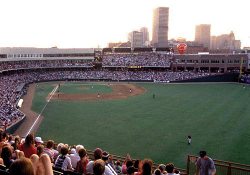 AT&T Bricktown Ballpark