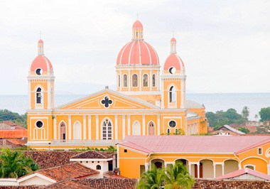 Cathedral of Granada Nicaragua