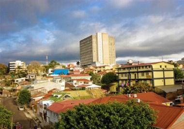 Costa Rica Cityscape