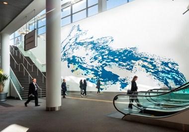Art at the Colorado Convention Center
