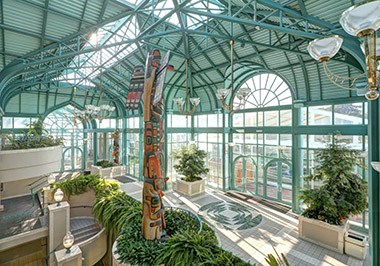 Victoria Conference Centre Interior