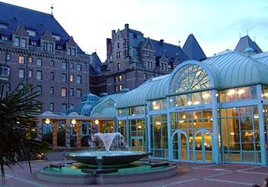 Victoria Conference Centre Exterior
