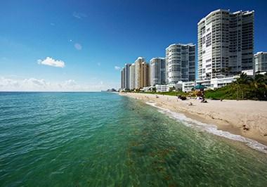 Sunny Isles Beach Shoreline
