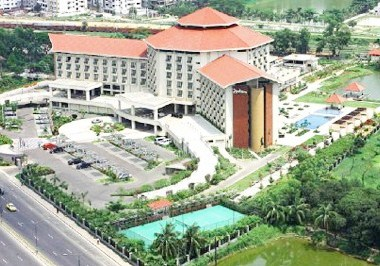 Radisson Water Garden Hotel Dhaka