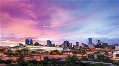 The Colorado Convention Center