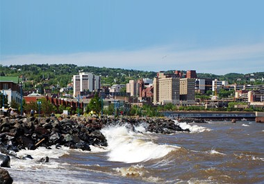 Duluth Cityscape