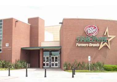 Dr Pepper StarCenter