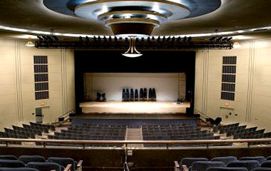 Hulman Center Auditorium