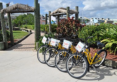 Punta Gorda Free Bike Loaner Program