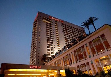 Conrad Hilton Cairo