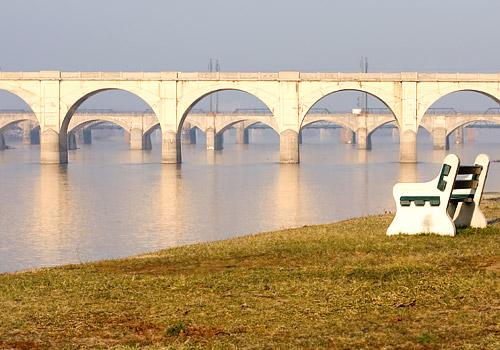 John Harris Bridge, Harrisburg