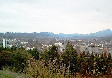 Eugene Skyline