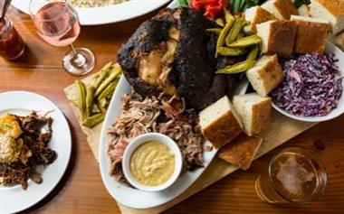 Southern eats at Bone In BBQ