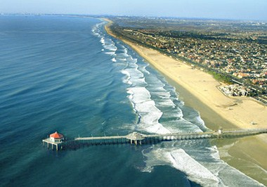 Huntington Beach Coastline