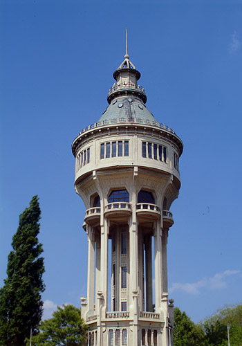 St. Maichaels Water Tower
