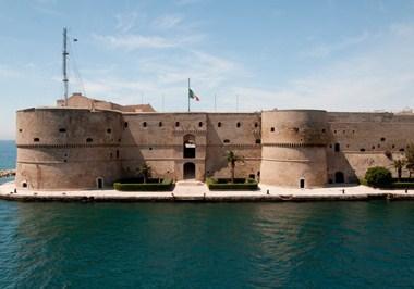 Taranto Aragon Castle