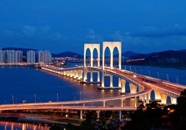 Macau Ponte de Sai Van