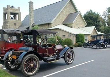 Antique Car Club 2015