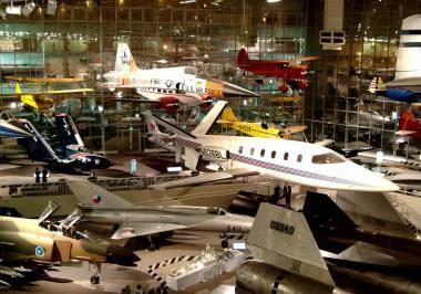 Museum of Flight Great Gallery