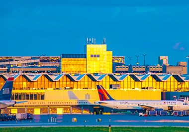 MSP International Airport