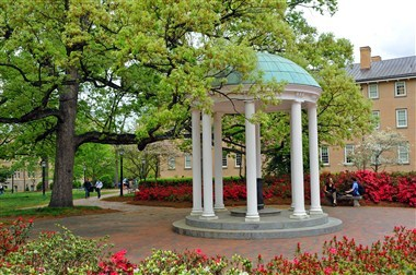 UNC Campus- The Old Well