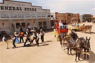 Rawhide Western Town & Steakhouse