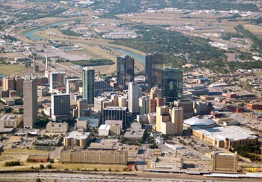 Fort Worth Cityscape