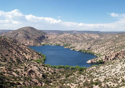 Santa Cruze Lake