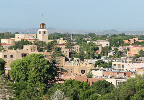 Santa Fe Skyline