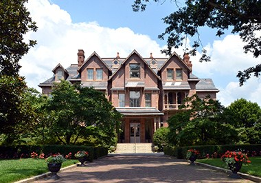 Raleigh Executive Mansion