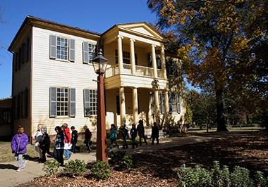 Raleigh Mordecai House