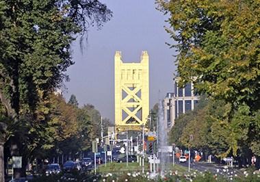 Capitol Mall Tower Bridge