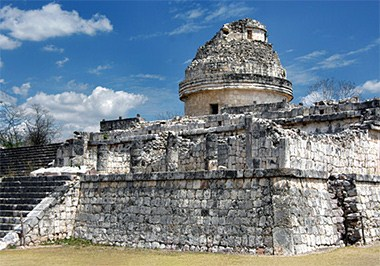 El Caracol at Chichen Itza
