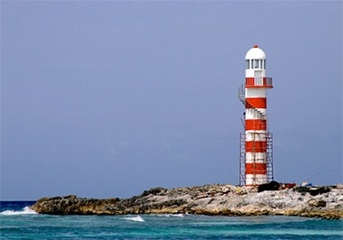 Cancun Lighthouse