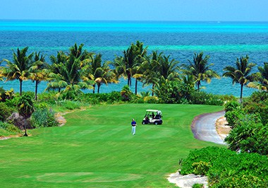Golf Course, Cancun