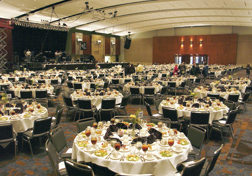 Richmond Convention Center Ballroom