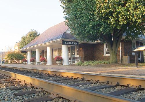 Ashland Train Station
