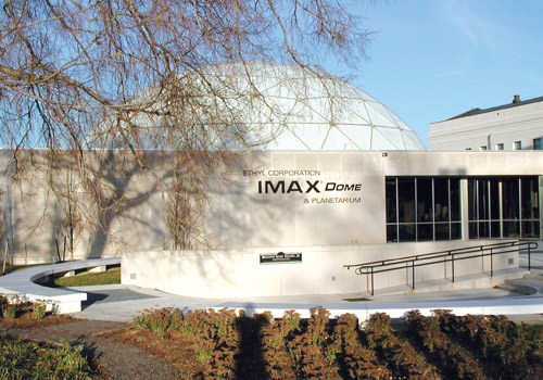 Science Museum of Virginia's IMAX Dome