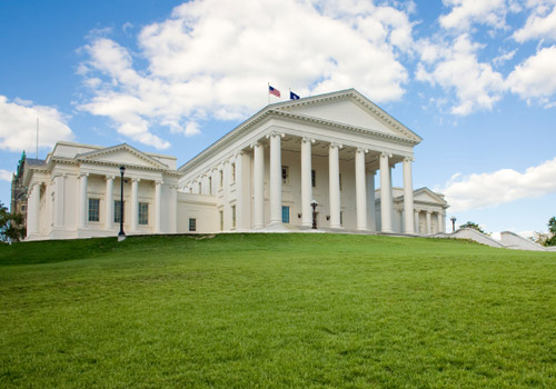 State Capitol Richmond