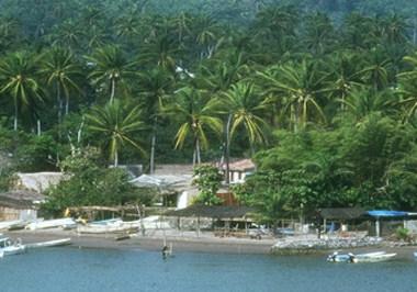 San Blas Cityscape