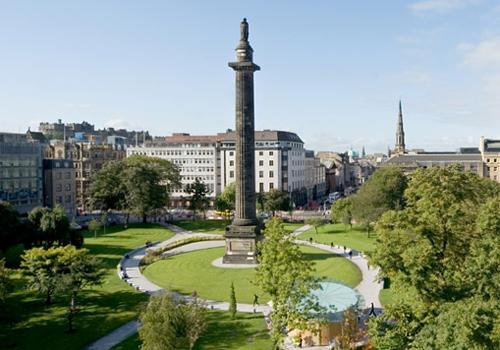 St. Andrew Square Garden